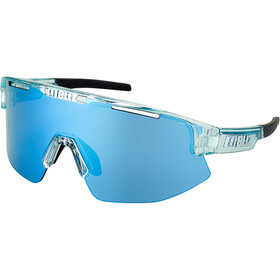 Bliz Matrix M12 Brille transparent ice blue/smoke/ice blue multi